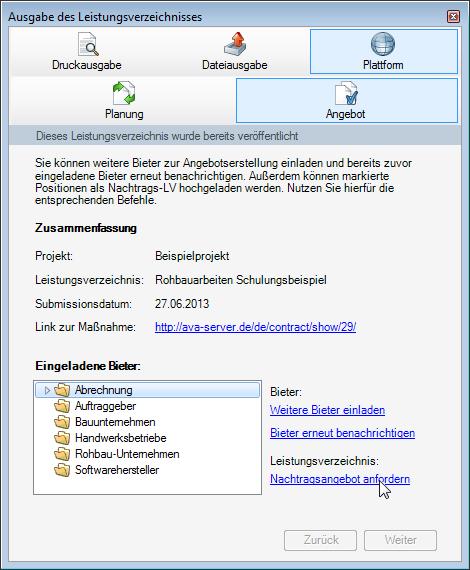 Pallas Ava Software Handbuch